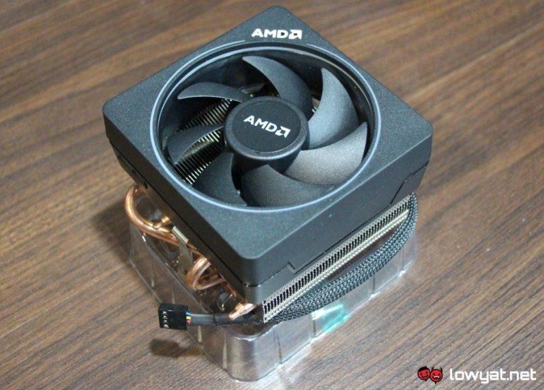 AMD Wraith Max Cooler