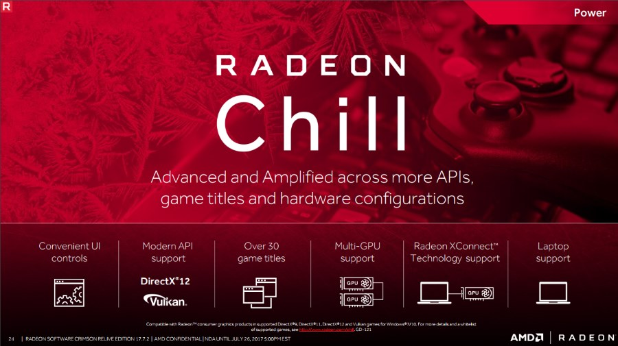 AMD Introduces Radeon Software Crimson ReLive Edition 17 7 2