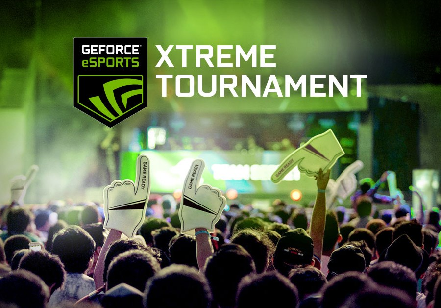 NVIDIA GeForce eSports Xtreme Tournament