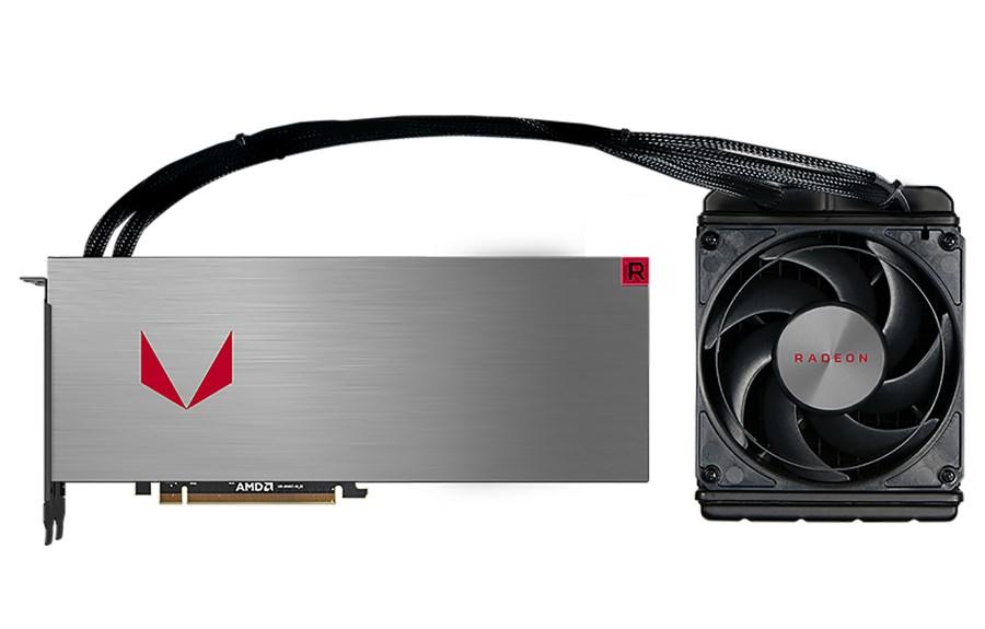 ASUS Radeon RX Vega 64 Liquid Cooled Edition