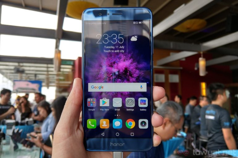 Honor 8 Pro Owners Can Update To EMUI 80 Beta Now