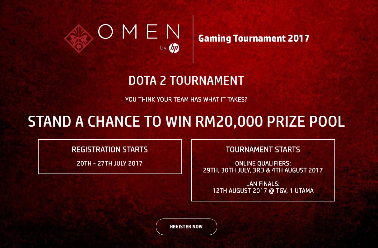 hp partners with astro egg and tgv for omen by hp dota 2