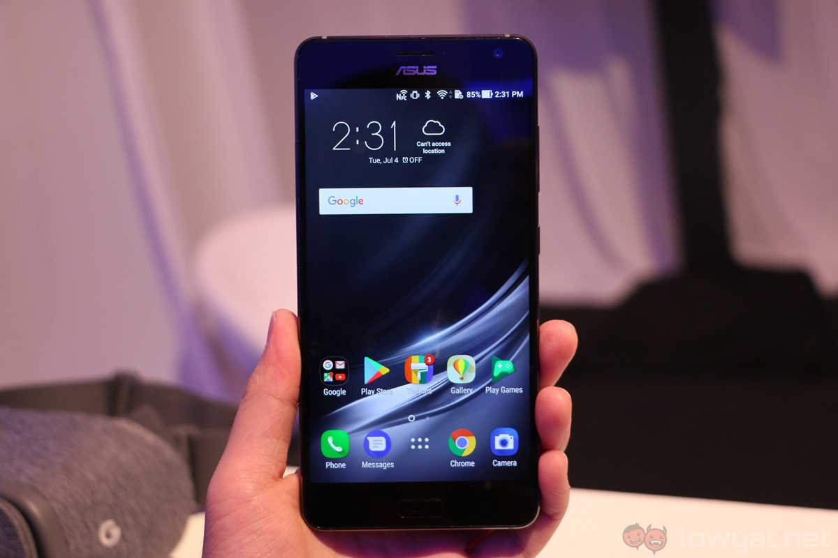 Asus ZenFone AR Lands in Malaysia for RM3,799 | Lowyat NET