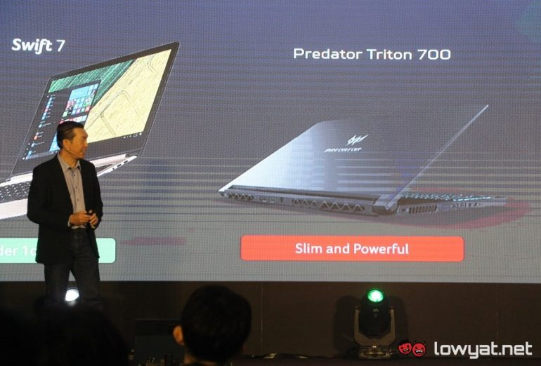 Acer Day Malaysia Launch