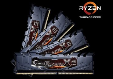 G.SKILL Flare X for AMD Ryzen Threadripper