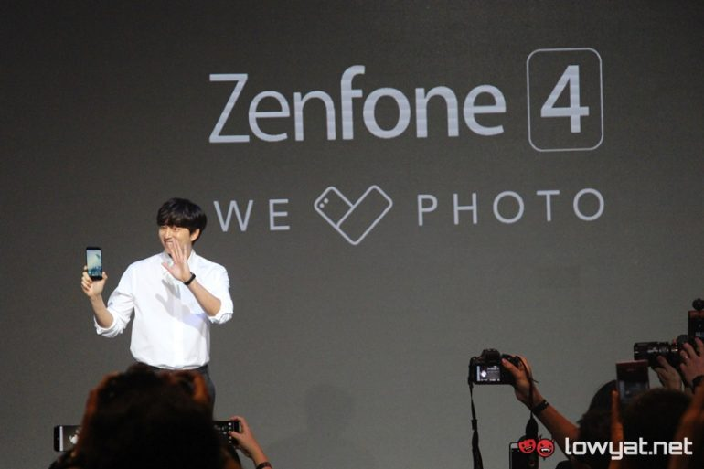 ASUS ZenFone 4 Global Launch Taipei