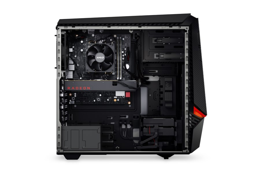Lenovo Legion Y720 Tower with AMD Components