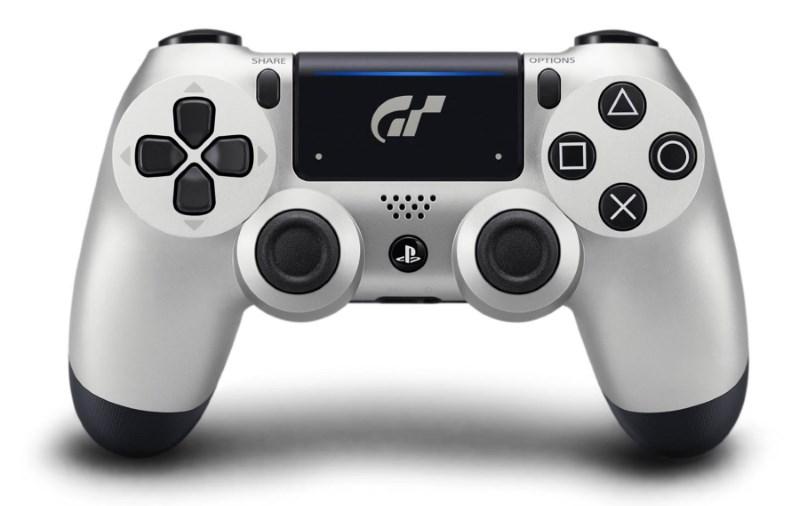 PlayStation 4 Gran Turismo Sport Special Edition DualShock 4 Controller