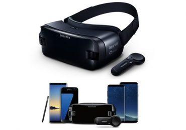 Samsung Gear VR for Galaxy Note8
