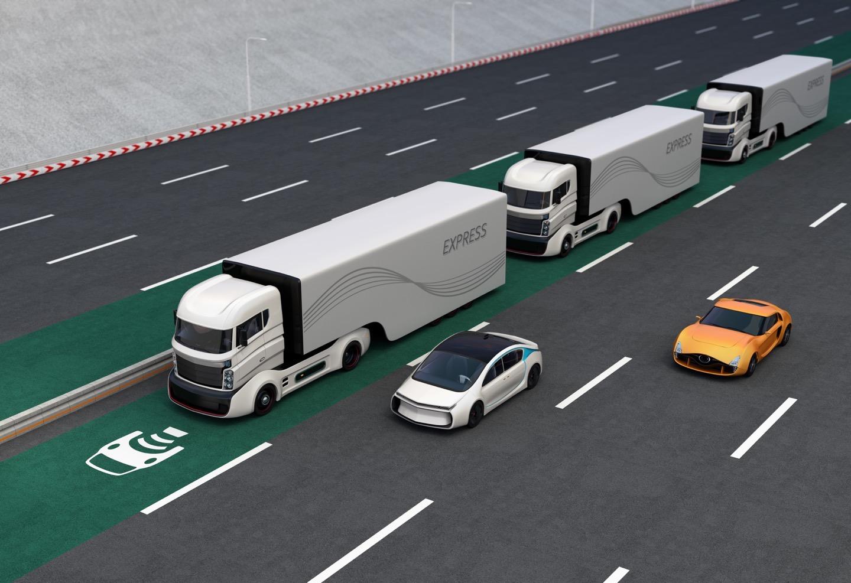 Tesla is testing autonomous trucks