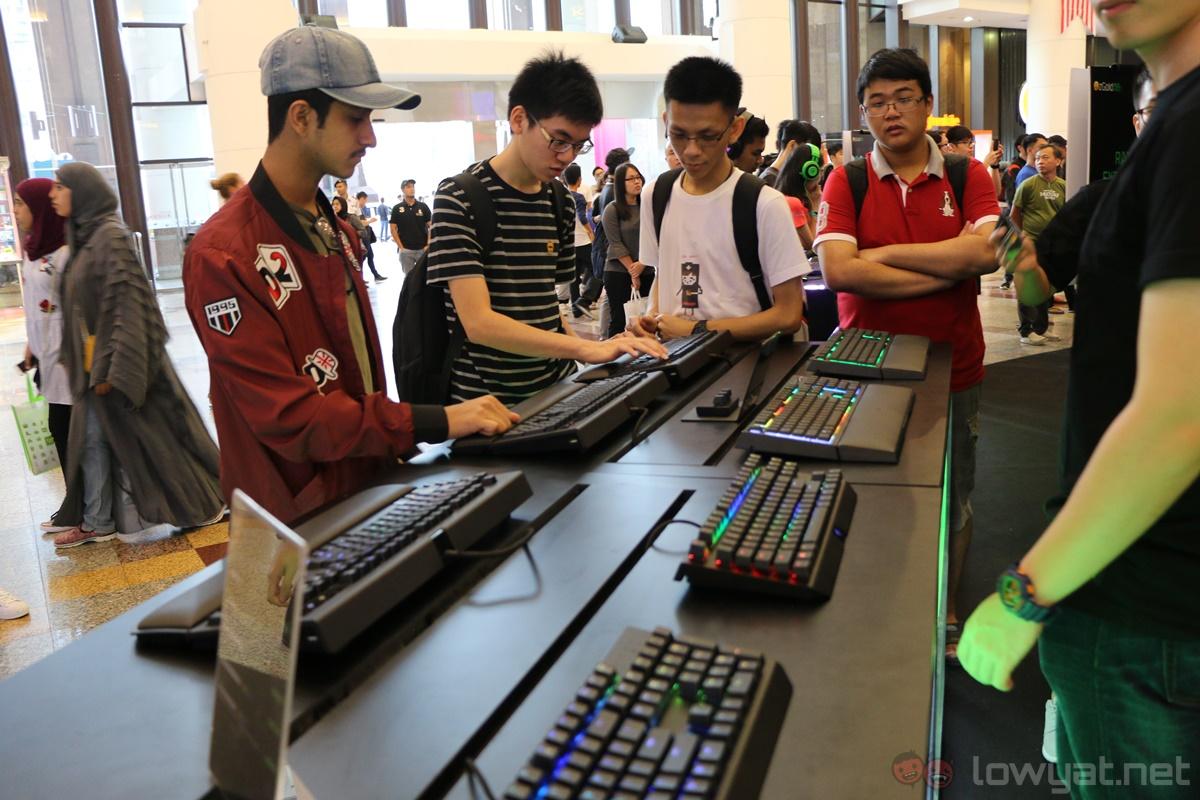 Photo Essay: Razer zGold-MOLPoints AFK Malaysia   Lowyat NET