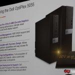 Dell OptiPlex 5055 with AMD Ryzen Pro