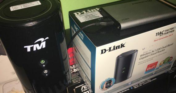 TM D-Link DIR-850L