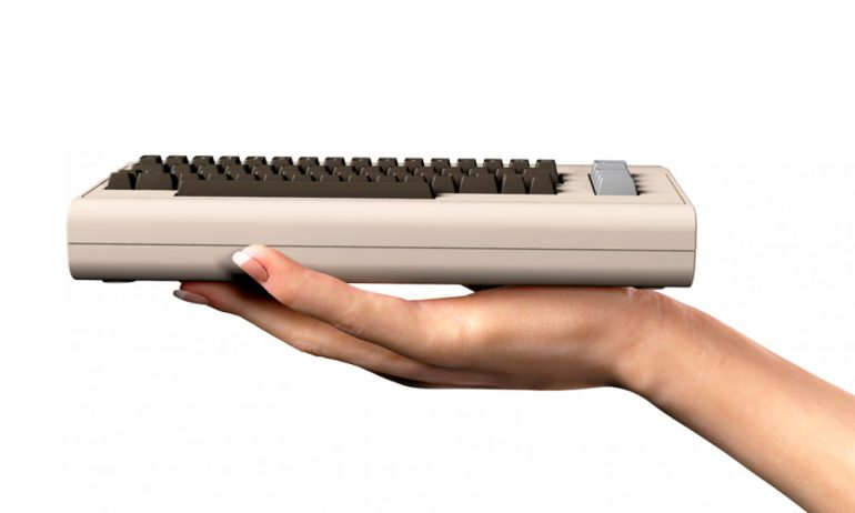 Commodore 64 Mini Joins The Tiny Console Race For RM 260 | Lowyat NET