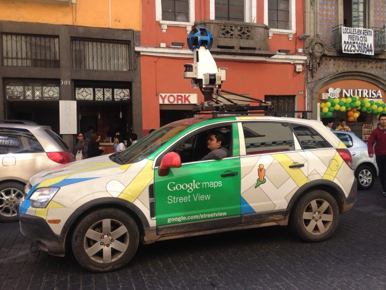 Google Has Finally Updated The Cameras For Their Street View Cars