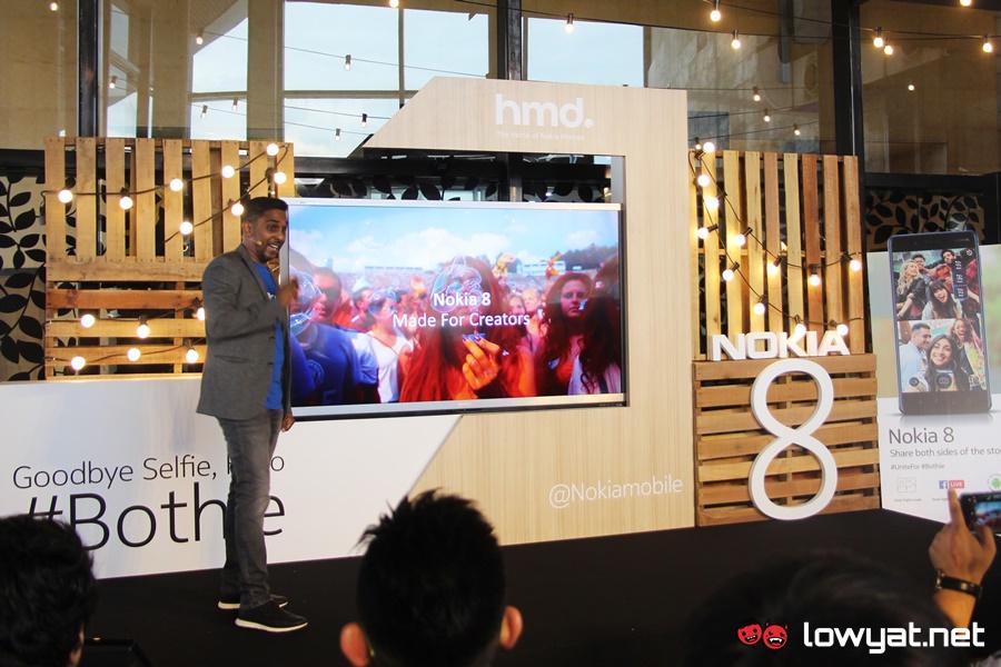 Nokia 8 Malaysia Launch 02