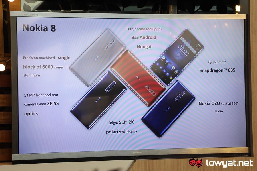 Nokia 8 Malaysia Launch 03
