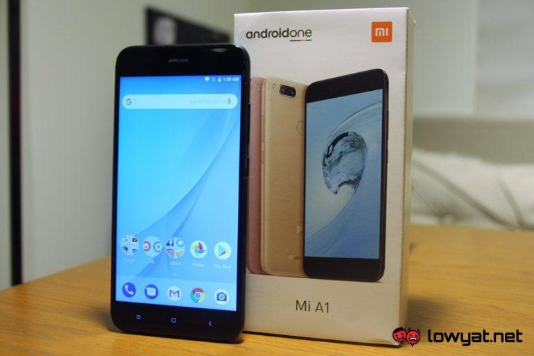 Xiaomi Mi A1 Hands On 01