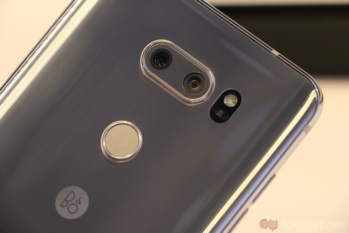 LG V30 Hands On: A Beautiful, Focused Flagship Smartphone | Lowyat NET