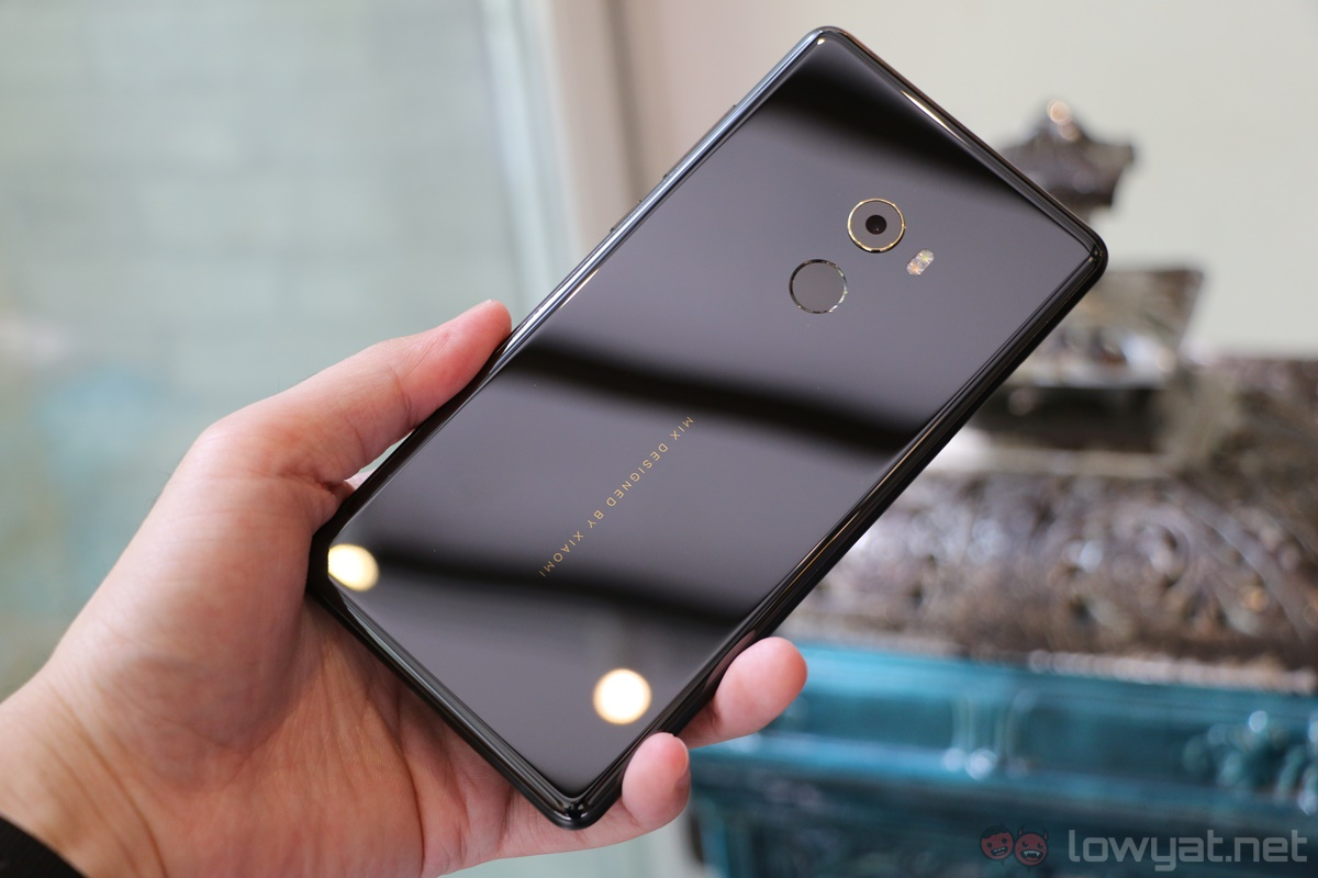 Xiaomi Mi Mix 2 Hands On Of Refinement Amp Practicality