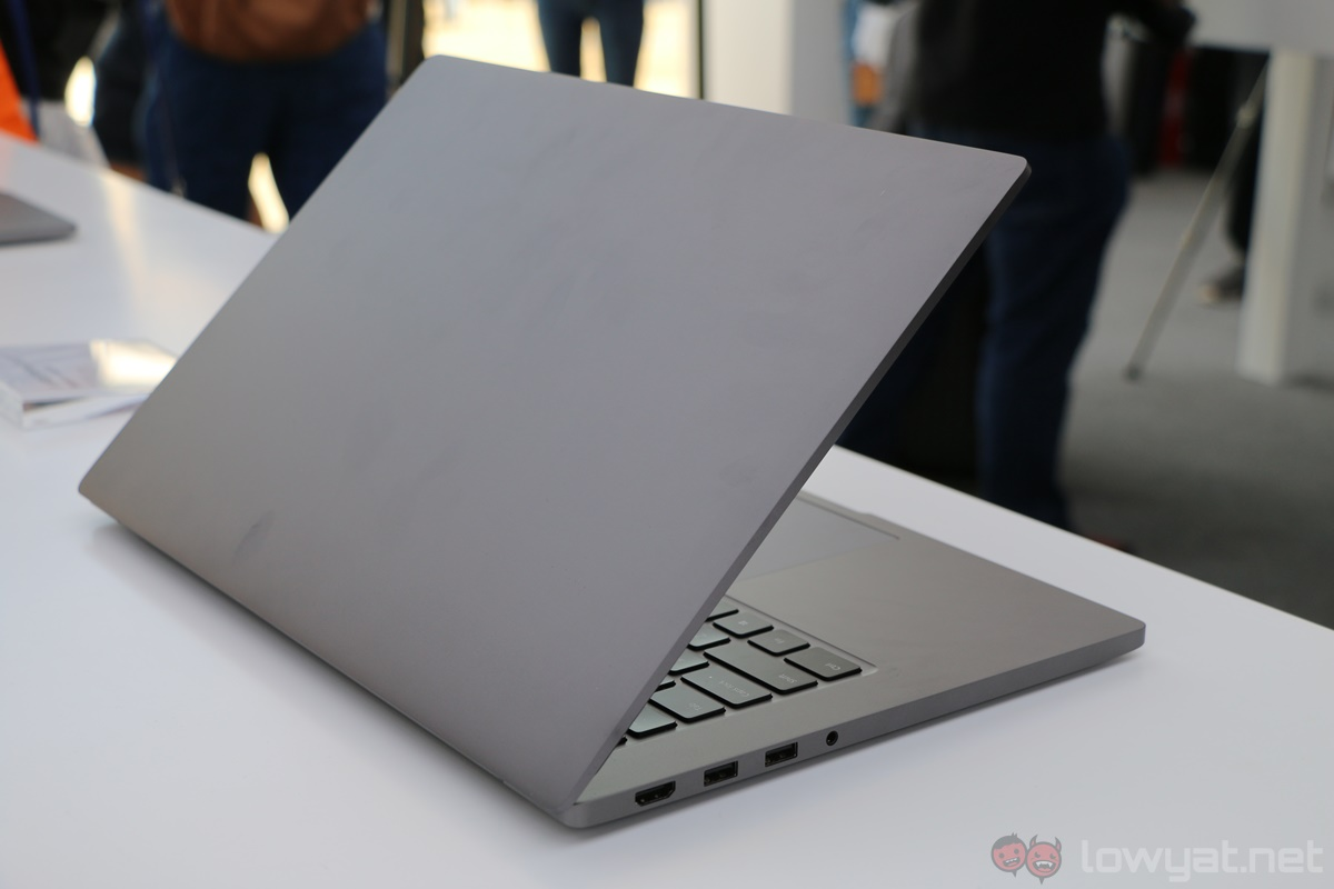 Xiaomi Mi Notebook Pro Hands On An Affordable Macbook Pro