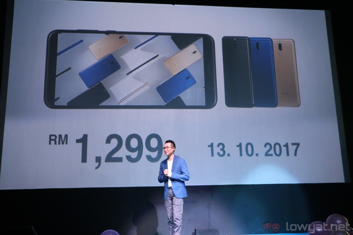 huawei nova 2i price. the huawei nova 2i will be available in malaysia from 13 october onwards three different colours: aurora blue, graphite black, and prestige gold. price