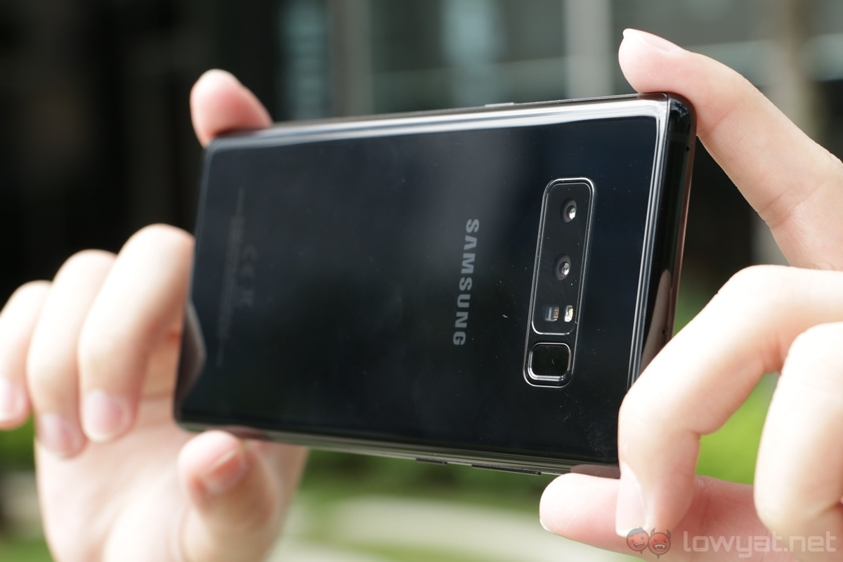 Galaxy Note 8 has the best camera in the world, Report