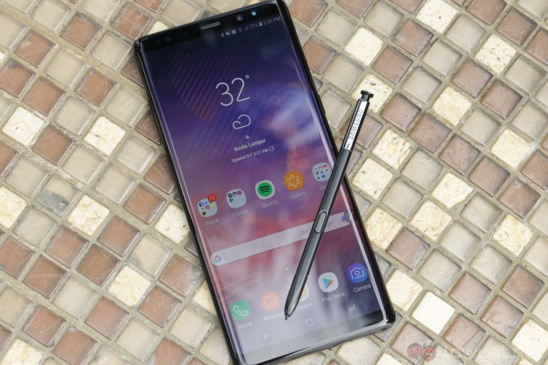 Why the Samsung Galaxy Note 8 is Great for Those Who Are Always On