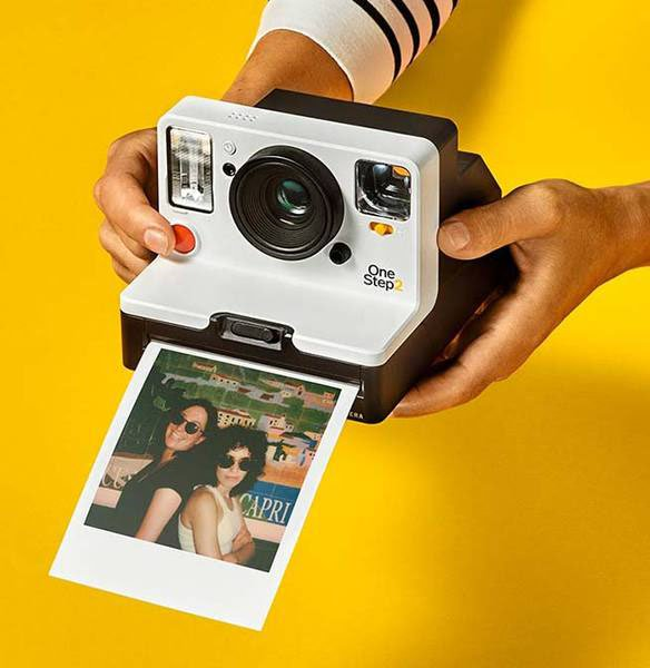 Polaroid Onestep 2 Is A Modern Take On The Classic ...