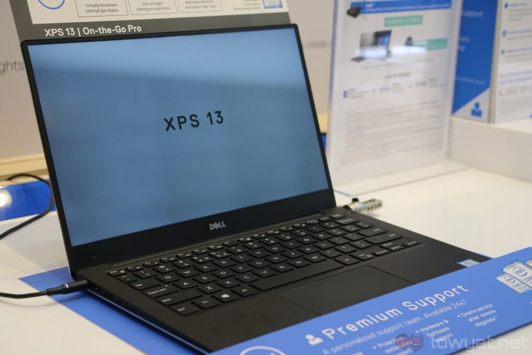 Dell XPS 13 With 8th Gen Intel Processors Arriving In Malaysia October