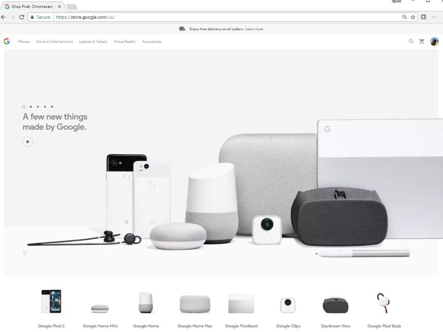 Google Store USA