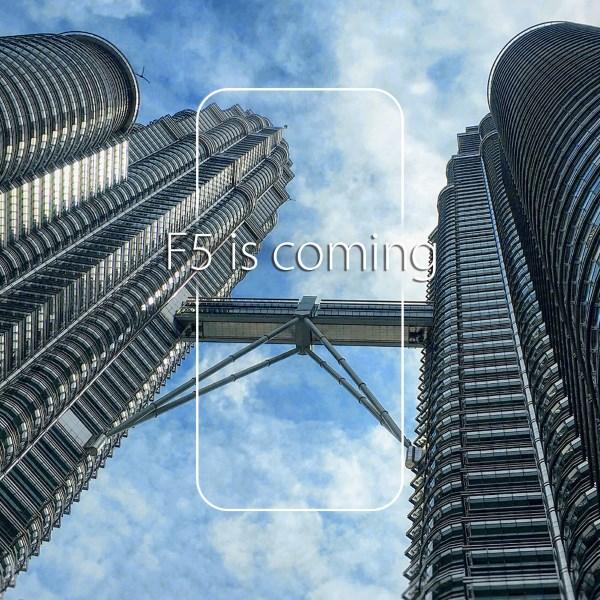OPPO F5 Teaser Malaysia