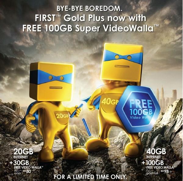 Celcom FIRST Super VideoWalla