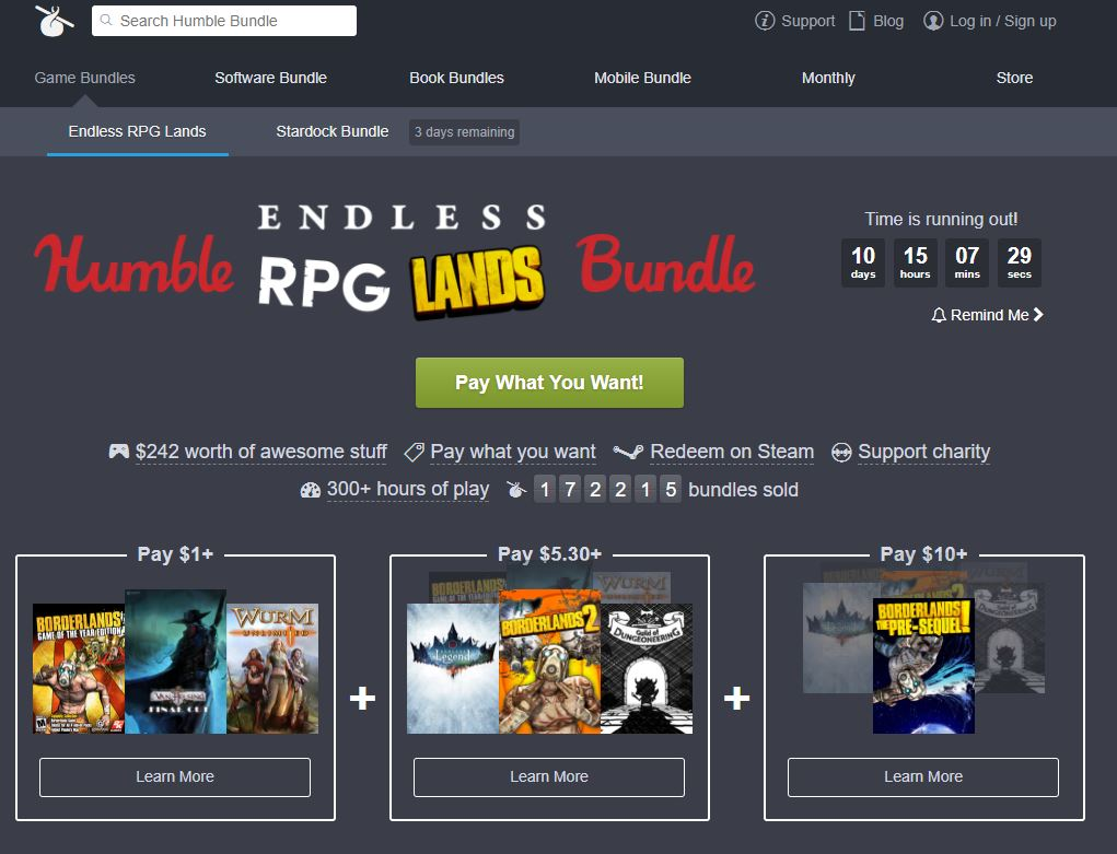 IGN have bought Humble Bundle