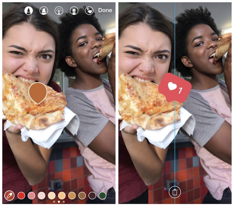 Instagram Stories can now directly be shared to Facebook Stories