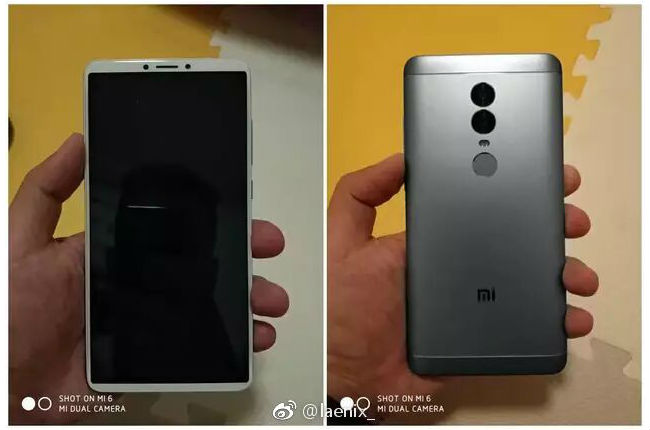 Xiaomi Redmi Note 5 specs, leaked images, and release date