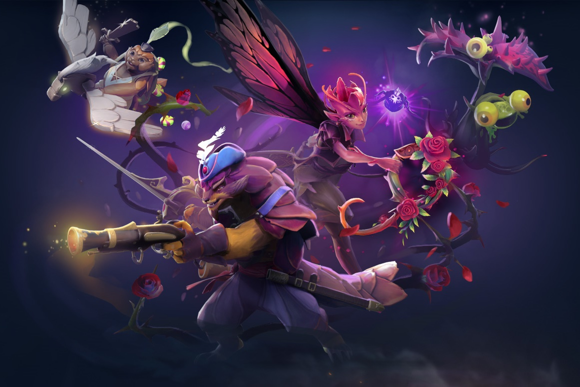 Dota 2 Dueling Fates Update Brings 2 New Heroes, Better Matchmaking