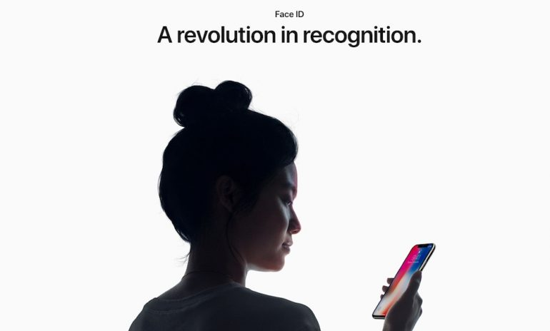 2018 iPhone Face ID