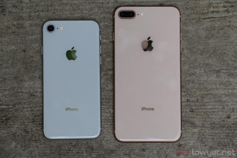 iPhone 8 // iPhone 8 Plus