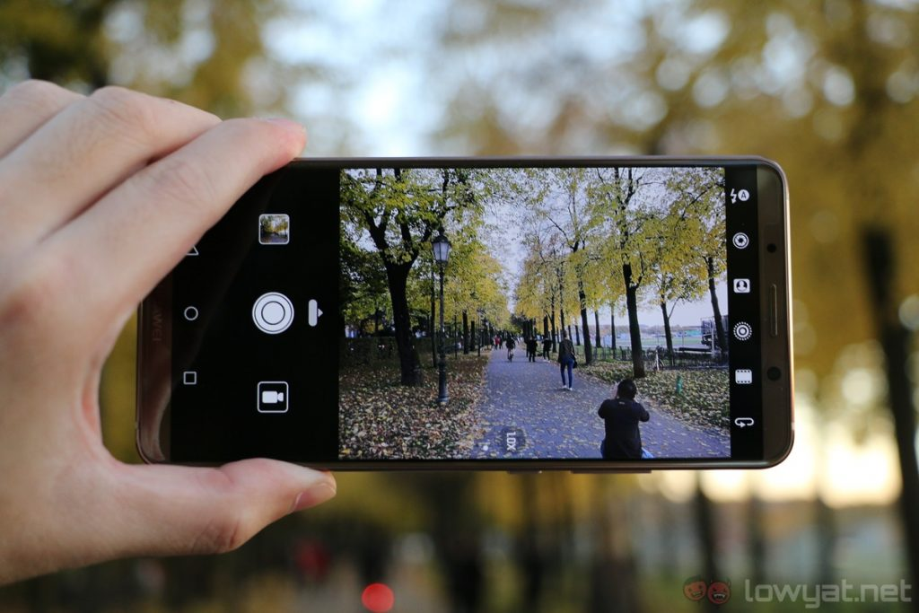 Huawei Mate 10 Pro Hands On