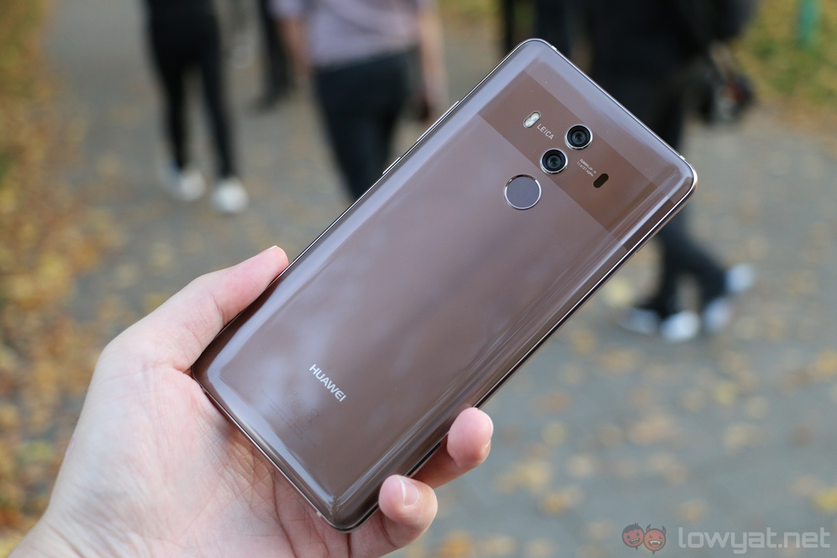 huawei mate 10 pro hands on a flagship that makes sense lowyat net. Black Bedroom Furniture Sets. Home Design Ideas
