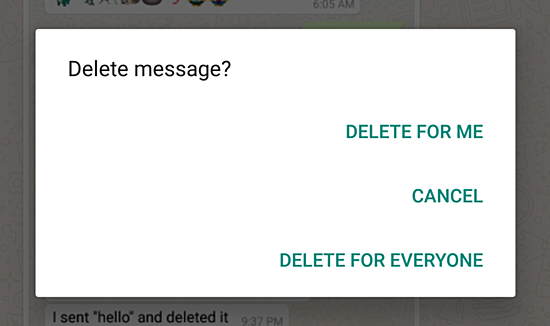 WhatsApp rolls out 'Delete for Everyone': All you need to know