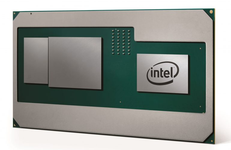 8th Gen Intel Core with AMD Radeon Graphics