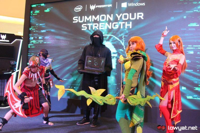 Acer Predator Triton 700 Malaysia Launch