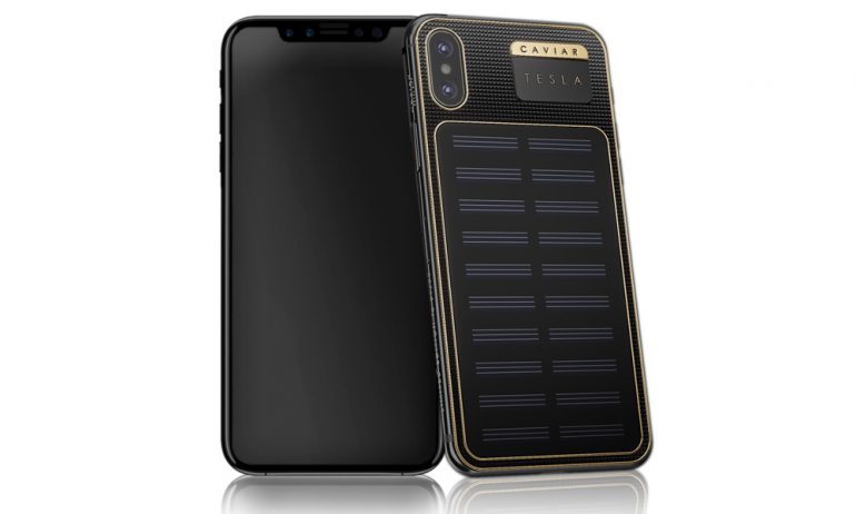 newest 06492 a1a84 Russian Company Adds Solar Panels To The iPhone X | Lowyat.NET