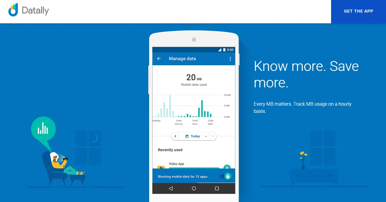 Google's data saving app exits beta, launches globally as Datally