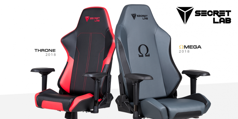 SecretLab Introduces Updated Omega And Throne Gaming Chairs; Offers Special  Launch Day Discount