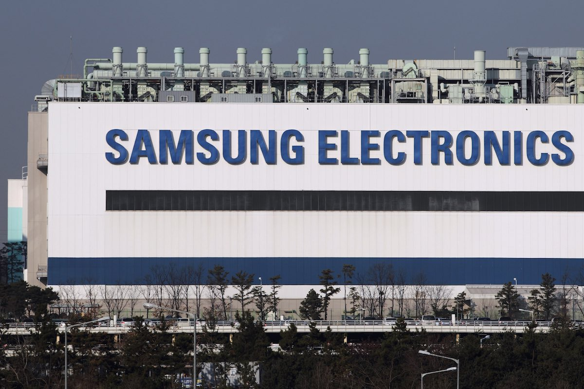 samsung electronics co Discover the latest in electronic & smart appliance technology with samsung  find the next big thing from tablets & smartphones to laptops & tvs.