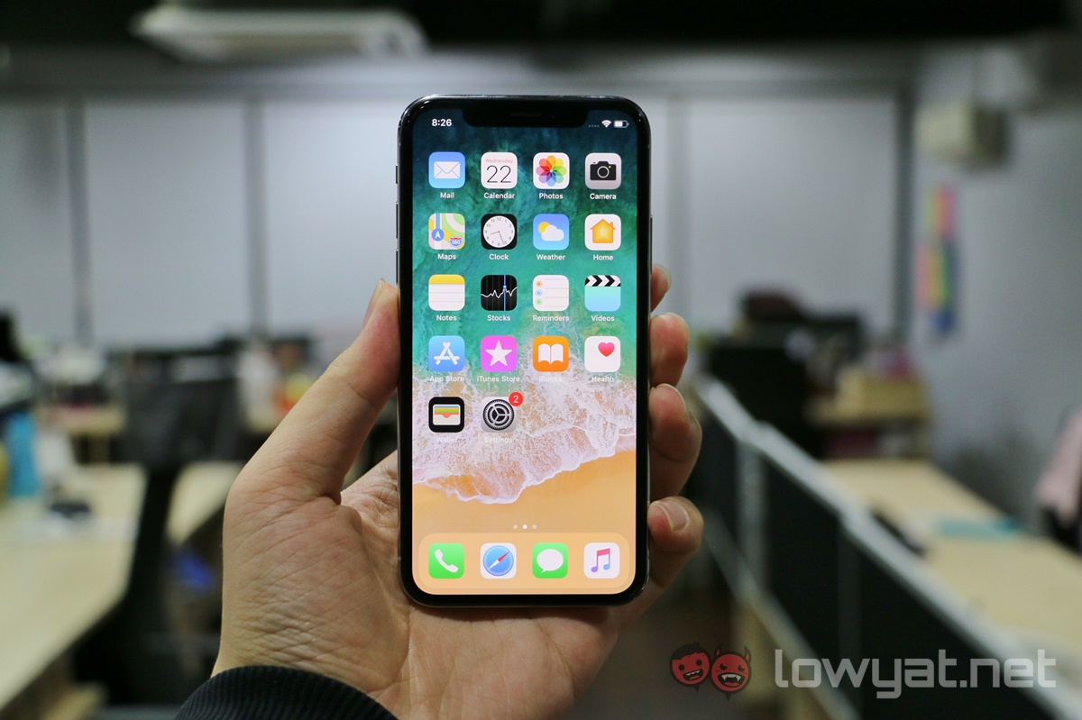 Apple iPhone X Production Volume Allegedly Slashed In Half For Q1 2018