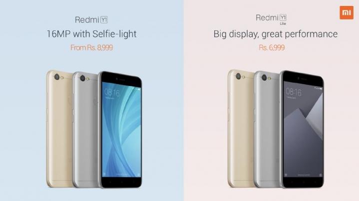 Hands on with Redmi Y1: Xiaomi's maiden selfie-focused smartphone